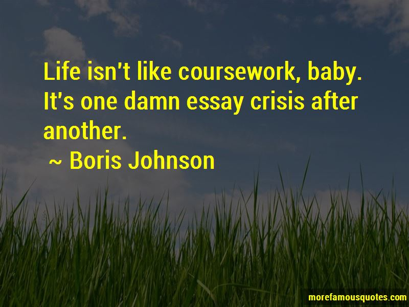 Quotes About Life After Baby