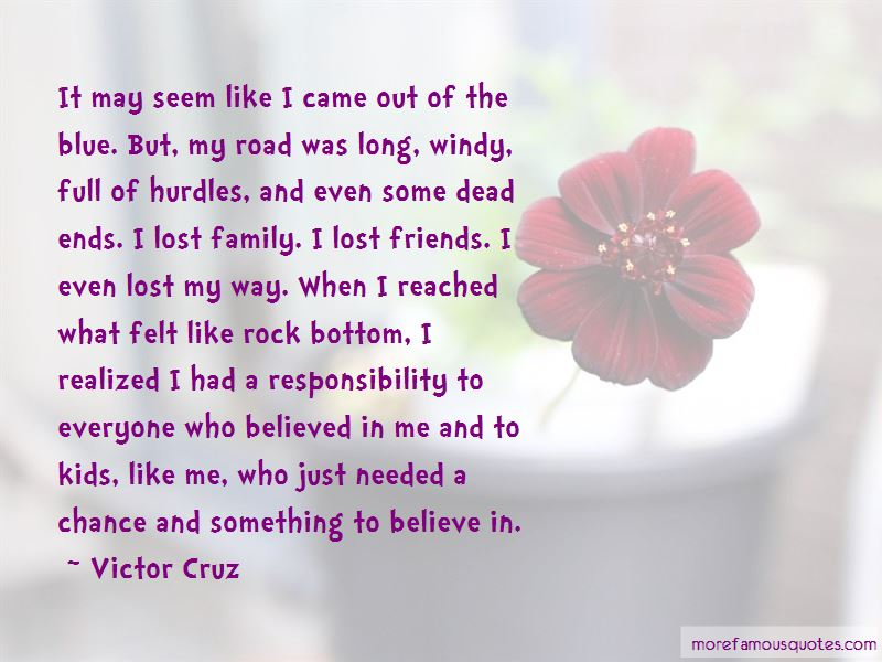 Quotes About Lost Family: top 39 Lost Family quotes from ...