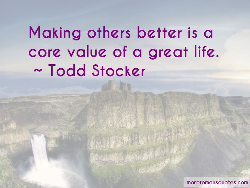 Making Life Better For Others Quotes Pictures 4