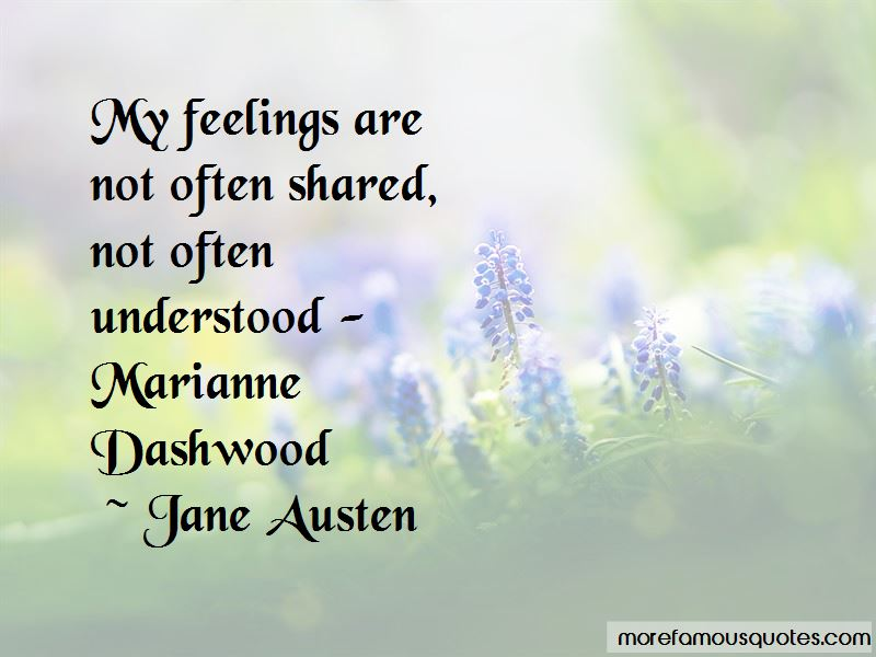 Marianne Dashwood Quotes Pictures 2