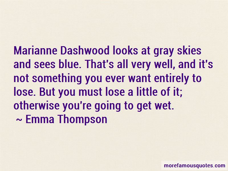 Quotes About Marianne Dashwood