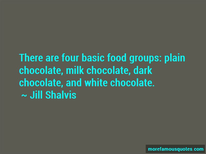 Quotes About Milk Chocolate