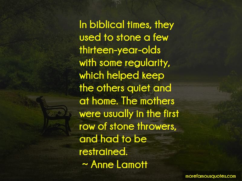 Quotes About Mothers Biblical