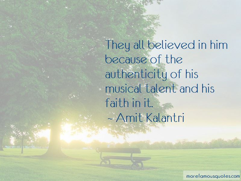 Musical Talent Quotes Pictures 2