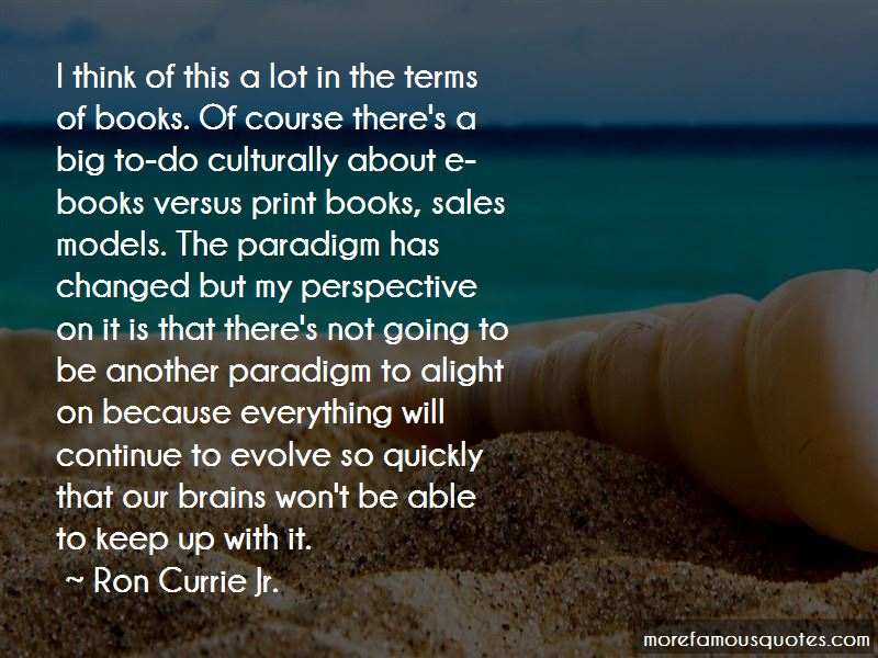 Quotes About Perspective From Books