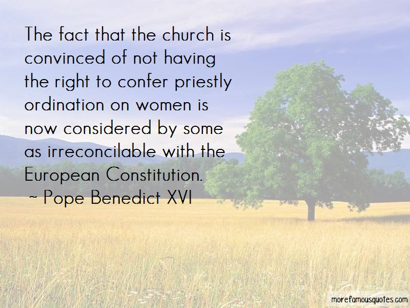 Quotes About Priestly Ordination