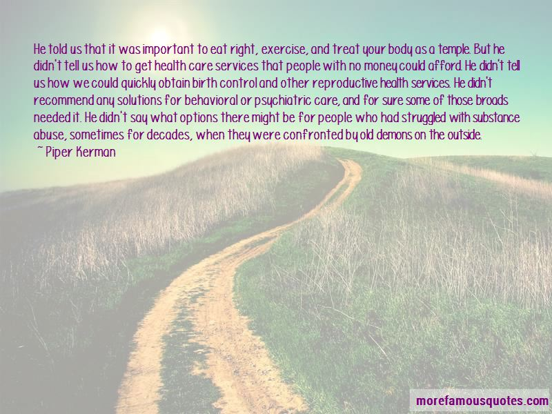 Quotes About Psychiatric