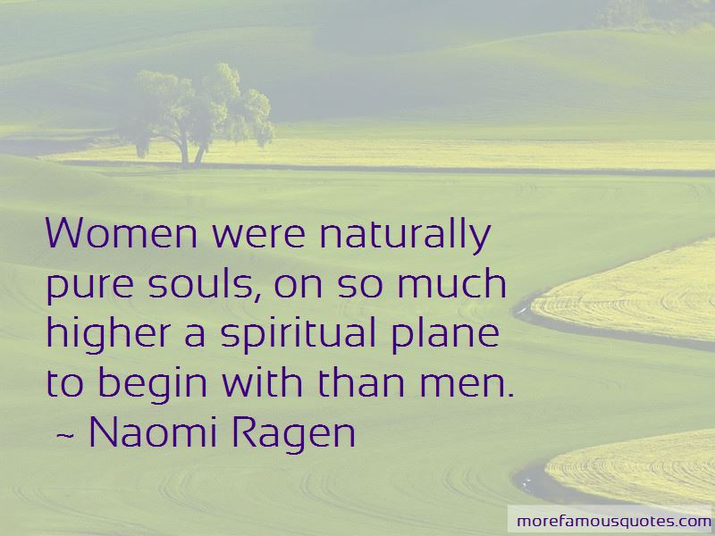 Quotes About Pure Souls