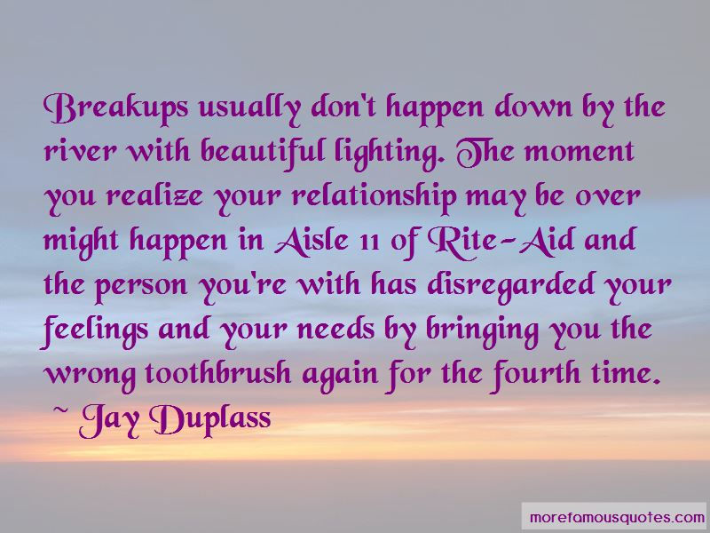 Quotes About Relationship Breakups