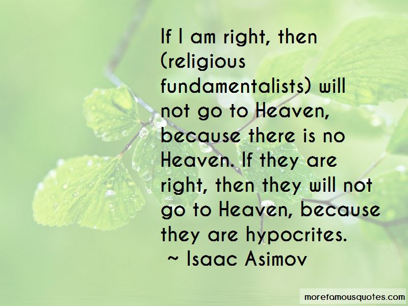 Quotes About Religious Hypocrites