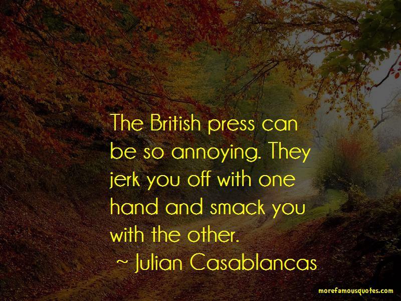 The British Press Quotes Pictures 4