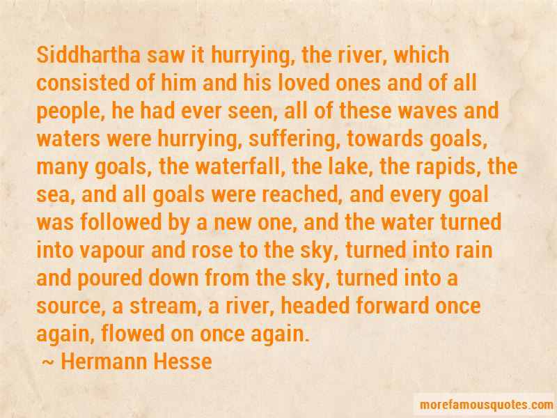 The River In Siddhartha Quotes Pictures 3