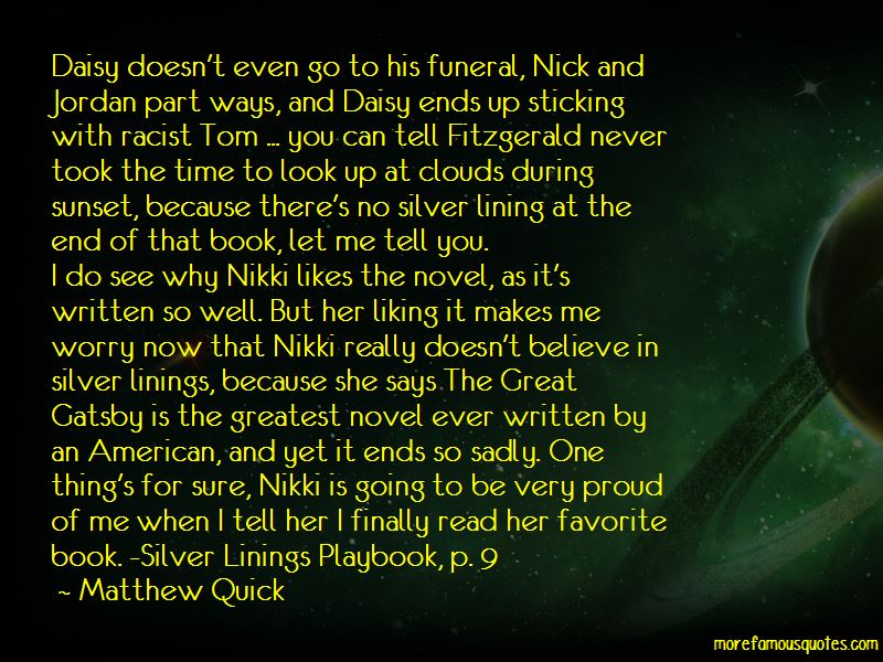 Time In The Great Gatsby Quotes Pictures 2