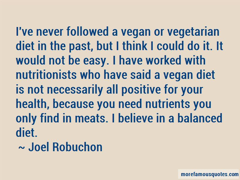 Quotes About Vegan Health