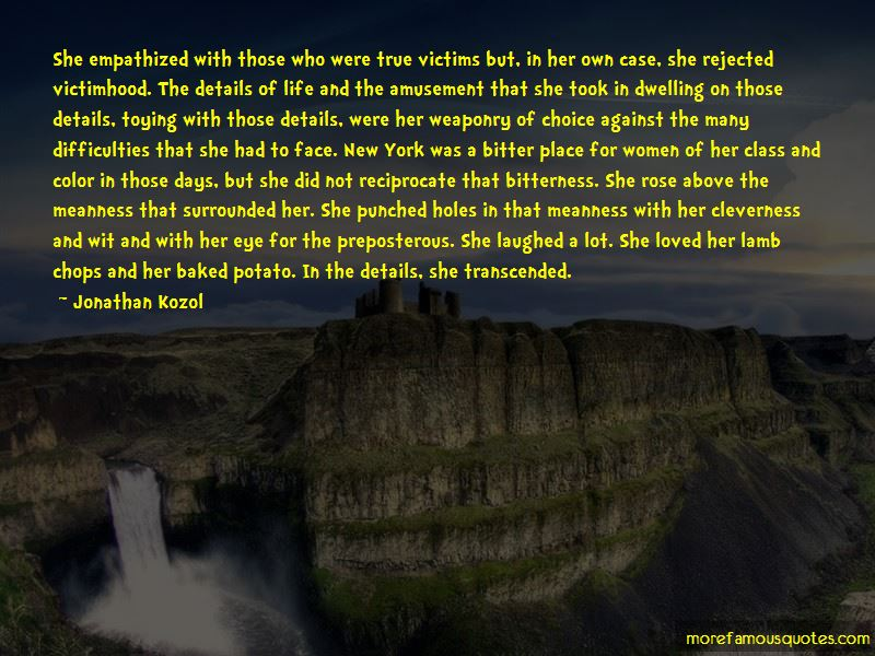 Victimhood Quotes Pictures 2