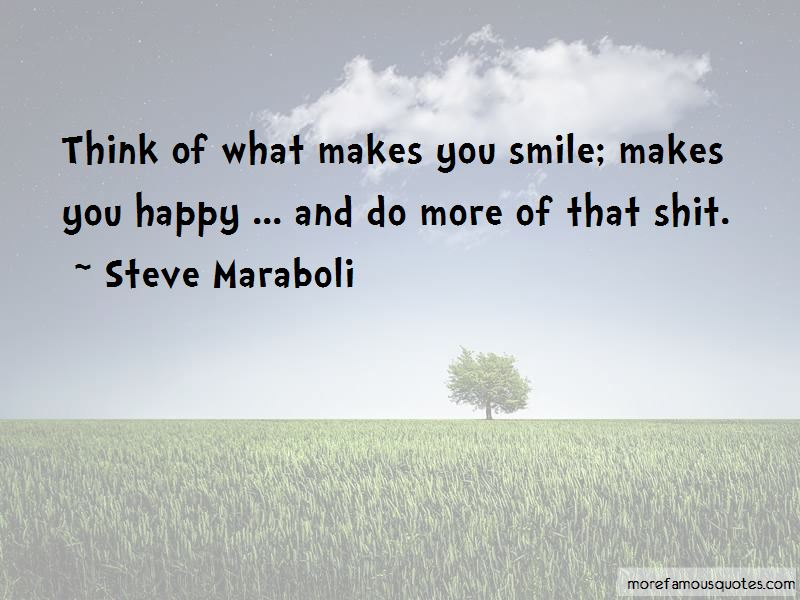 Quotes About What Makes You Smile
