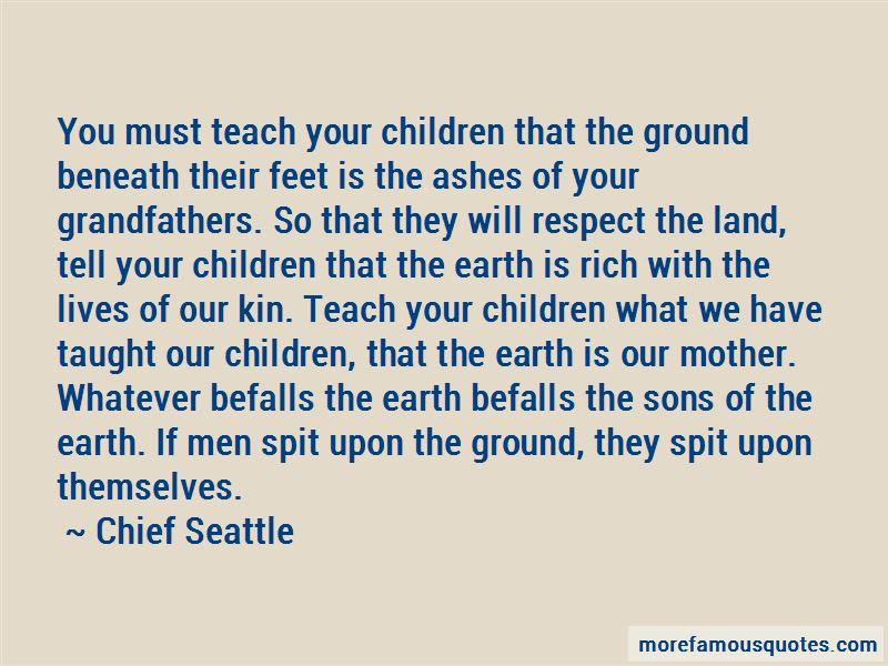 Respect Mother Earth Quotes Pictures 2