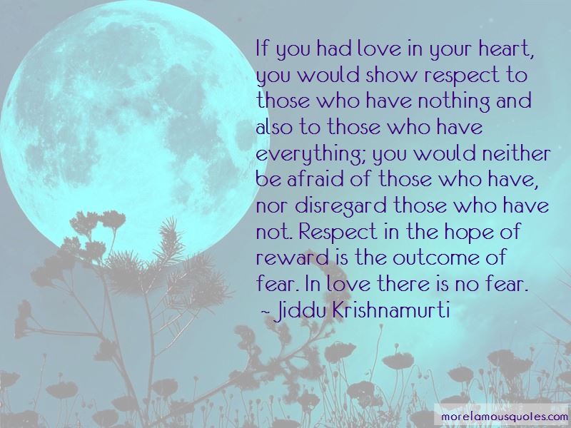 Respect Those Who Love You Quotes Top 16 Quotes About Respect Those
