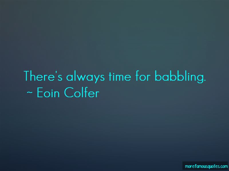 There's Always Time Quotes Pictures 3