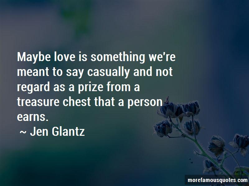 Treasure Chest Love Quotes