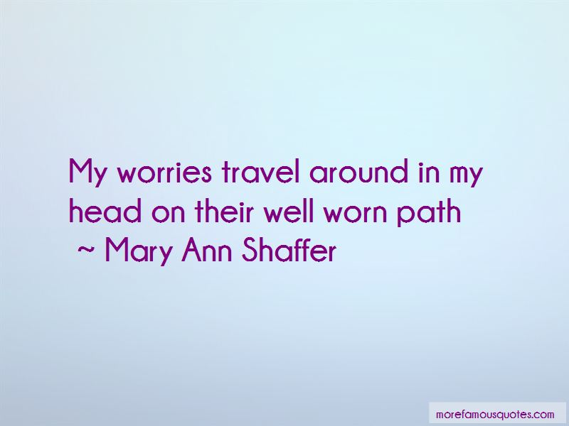 Well Worn Path Quotes Pictures 3