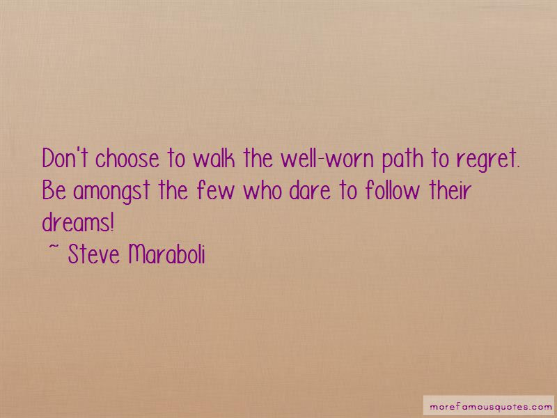 Well Worn Path Quotes