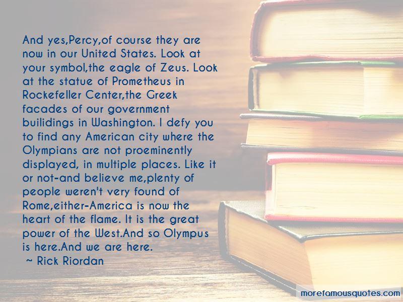 American Prometheus Quotes