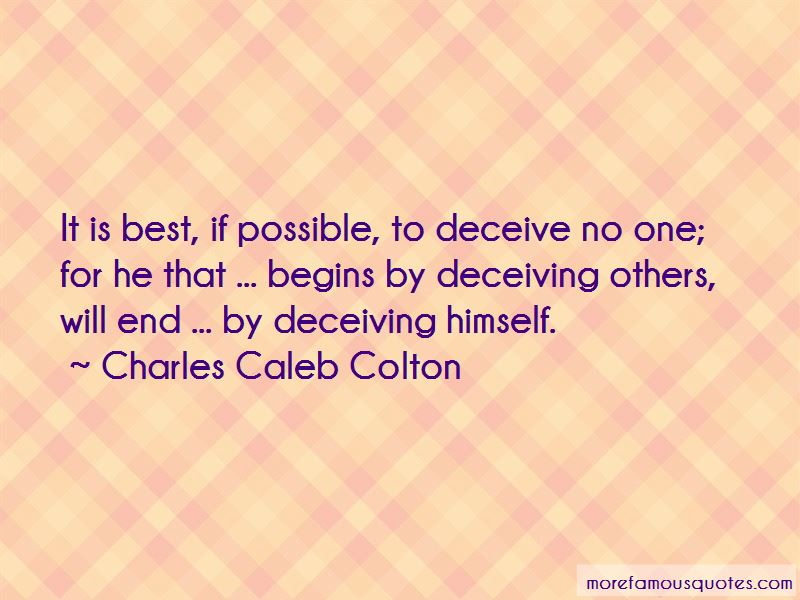 Best Deceive Quotes Pictures 2