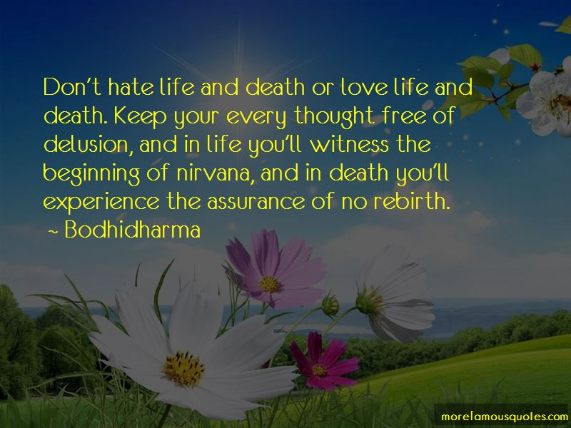 Don't Hate Life Quotes