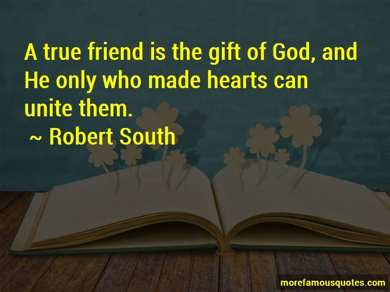 God Is The Only Friend Quotes