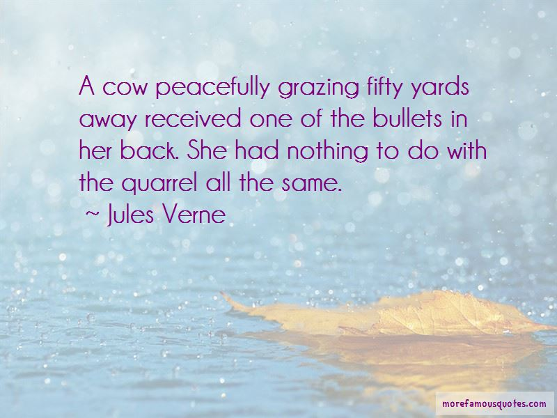 Grazing Cow Quotes Pictures 3
