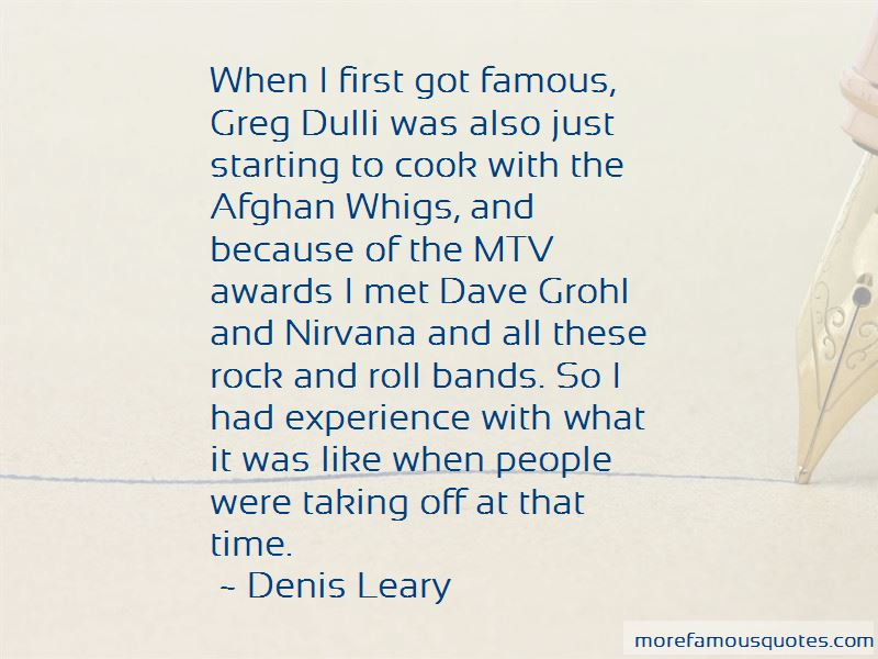 Greg Dulli Quotes