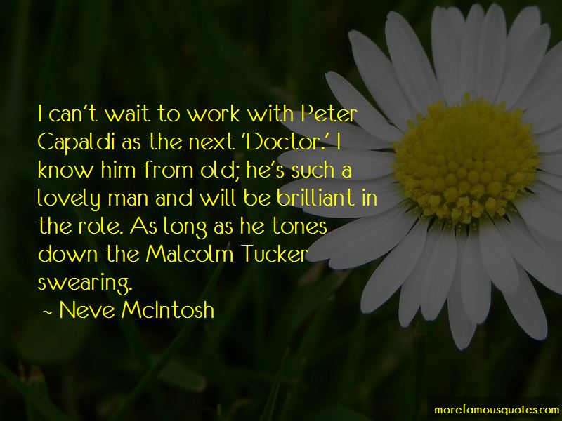 Malcolm Tucker Swearing Quotes