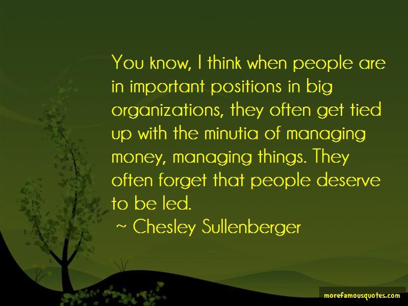 Money Managing Quotes