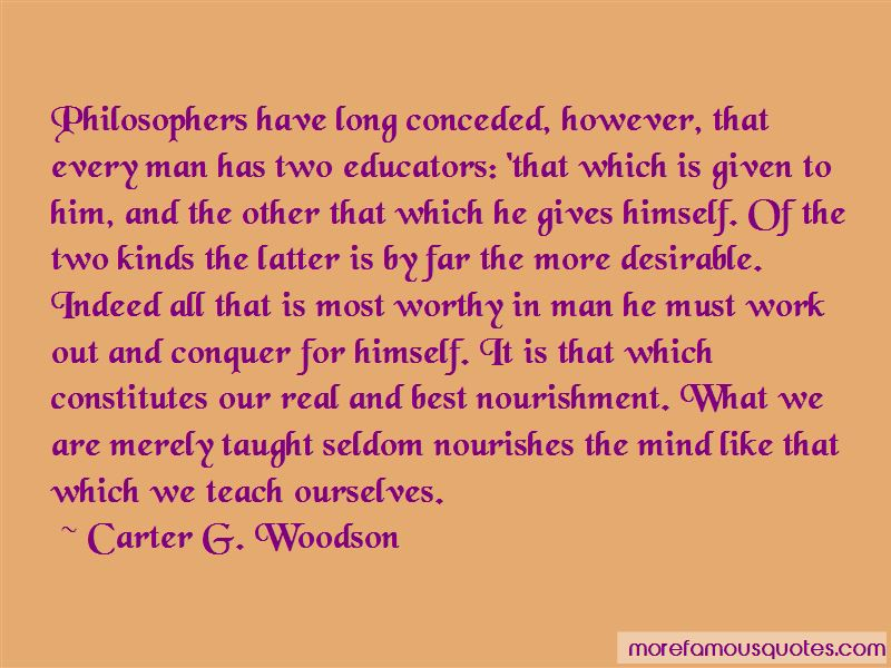 Most Worthy Quotes