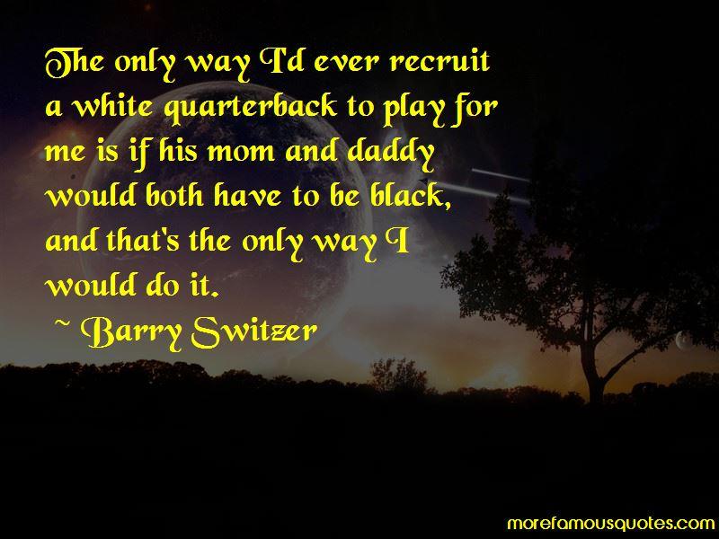 Quarterback Mom Quotes