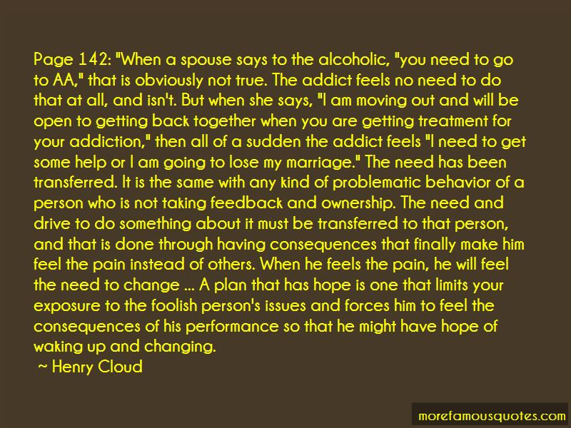 Quotes About Alcoholic Spouse