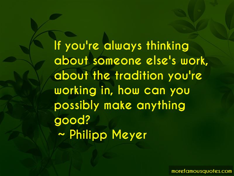 Quotes About Always Thinking About Someone