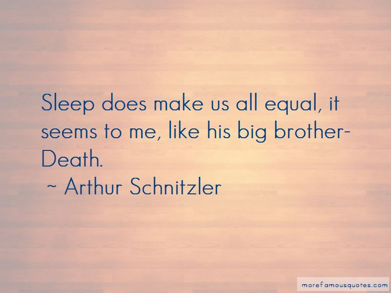 Quotes About Big Brother Death