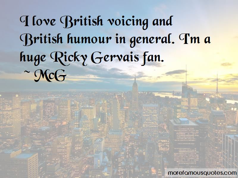 Quotes About British Humour