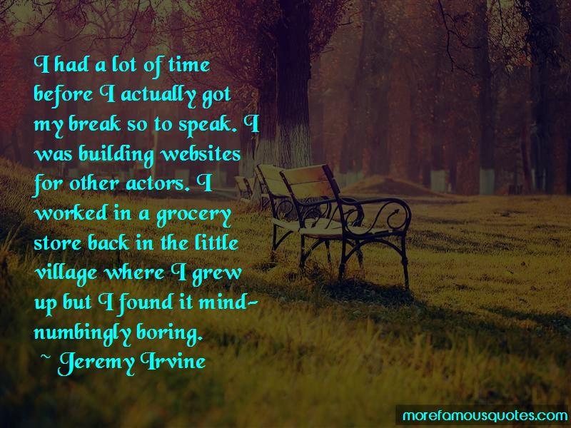 Building A Village Quotes Pictures 4