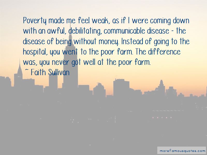 Quotes About Communicable Disease