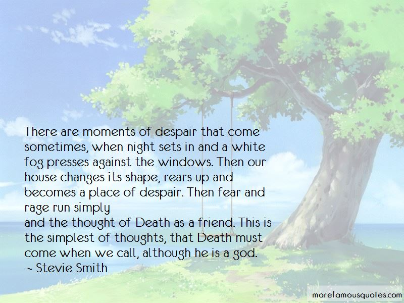Death As A Friend Quotes Pictures 3