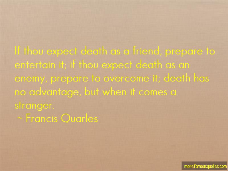 Quotes About Death As A Friend