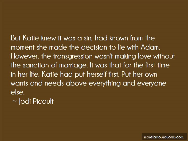 Quotes About Decision Making In Marriage
