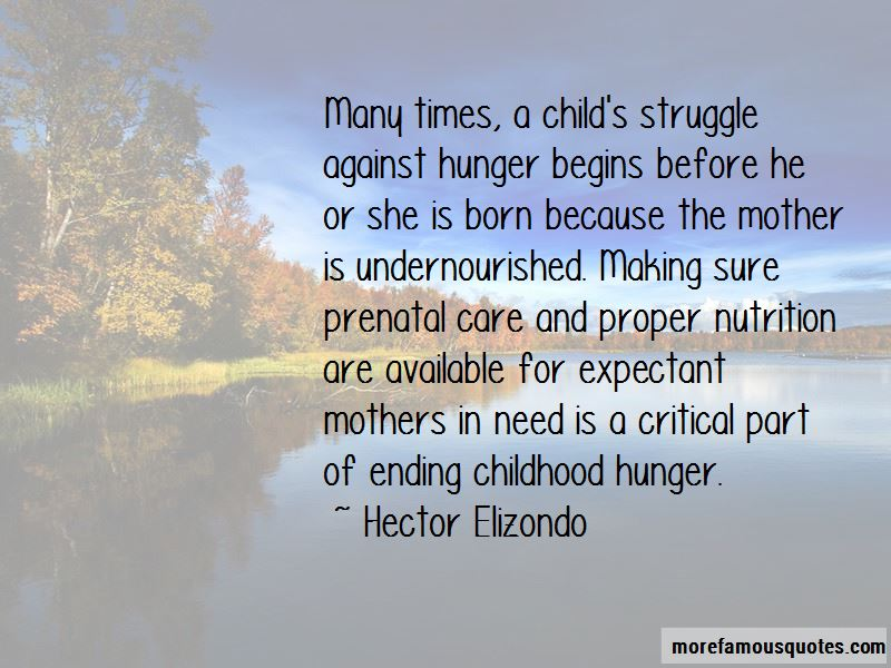 Ending Hunger Quotes Pictures 4