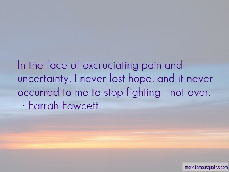 Excruciating Pain Quotes Pictures 2