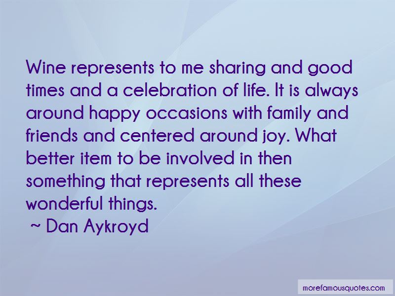 Quotes About Family Good Times
