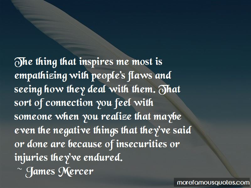 Quotes About Flaws And Insecurities
