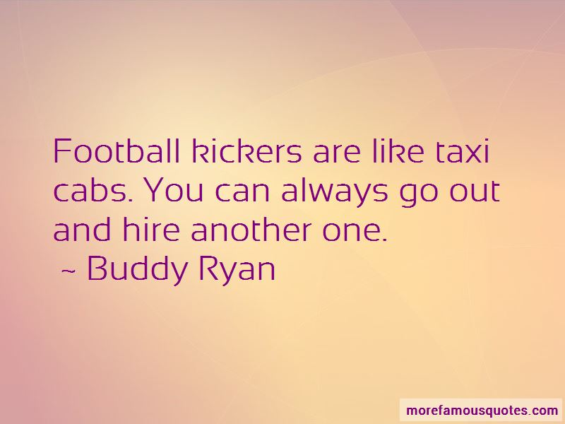 Quotes About Football Kickers